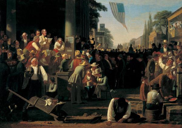 08. George_Caleb_Bingham_-_The_Verdict_of_the_People